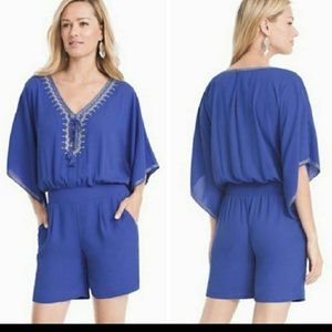 NWT White House Black Market Kimono Sleeve…